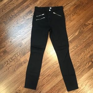 Gap Modern Stretch Skinny Black Jeans